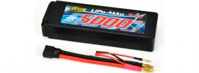 CARSON 500608136 LiPo Akku 5000mAh | 7.4V | 2S | 30C | Hardcase kaufen