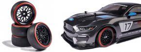 CARSON 500900157 Räderset Drift   1:10   4 Stück   schwarz/rot kaufen