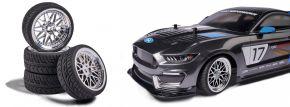 CARSON 500900159 Räderset Y-Design1 | 1:10 | 4 Stück | chrom kaufen