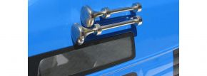 Carson 500907096 Truckfanfaren Set lang und kurz vernickelt | RC-Truck 1:14 kaufen
