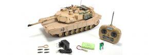 CARSON 500907188 M1 A2 Abrams | 27 MHz | RC Panzer RTR 1:16 kaufen