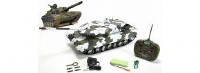 CARSON 500907196 Leopard 2A6 27MHz | RC Panzer 1:16 Komplett-RTR kaufen