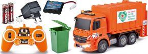 CARSON 500907297 Mercedes Müllwagen 2.4GHz | Komplett-RTR | RC Spielzeug kaufen