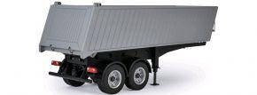 CARSON 500907312 2-Achs Muldenkipper Sattelauflieger | RC LKW Anhänger 1:14 kaufen