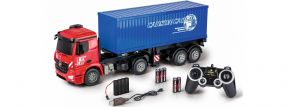 CARSON 500907317 MB Arocs mit Container 2.4GHz | RC LKW Komplett-RTR 1:20