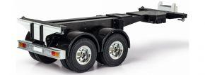 CARSON 500907334 20ft. Container Auflieger | RC LKW Anhänger Bausatz 1:14 kaufen