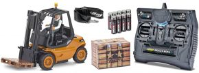 CARSON 500907343 Linde Gabelstapler | 2.4GHz | Komplett-RTR | Maßstab 1:14 kaufen