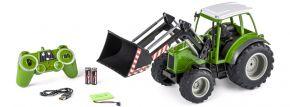 CARSON 500907347 Traktor mit Frontlader 2.4GHz | RC Traktor RTR 1:16 kaufen
