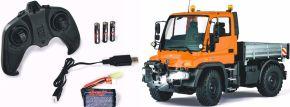 CARSON 500907720 MB Unimog U300 2.4GHz | RC Auto Komplett-RTR 1:12 kaufen