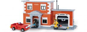 COBI 1477 Engine 13 Fire Station | Action Town Baukasten kaufen