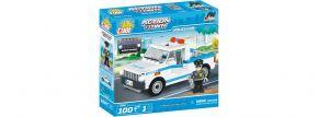 COBI 1546 Polizeiwagen | Auto Baukasten kaufen