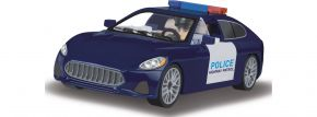 COBI 1548 Autobahnpolizeiwagen | Auto Baukasten kaufen