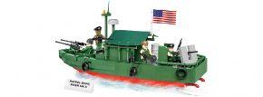 COBI 2238 PBR 31 Mk.II (Patrol Boat River) | Schiff Baukasten kaufen