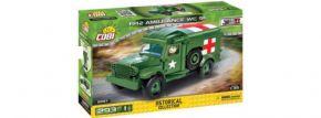 COBI 2257 Dodge WC-54 Krankenwagen | Militär Baukasten 1:35 kaufen