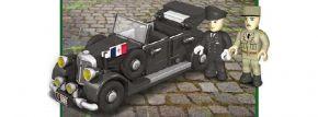 COBI 2261 De Gaulle's Horch 830 | Militär Baukasten kaufen