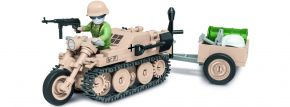 COBI 2401 DAK Sd.Kfz.2 Kettenkrad HK-1 | Militär Baukasten kaufen