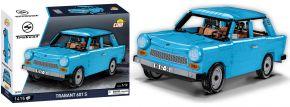 COBI 24331 Trabant 601 S | Auto Baukasten 1:12