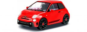 COBI 24502 Fiat 500 Abarth (2018) | Auto Baukasten kaufen