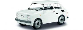 COBI 24523 Fiat 126 Prima Serie (1972) | Auto Baukasten 1:35 kaufen
