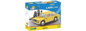 COBI 24527 Lada 2103 (Lada 1500) 1972 | Auto Baukasten kaufen