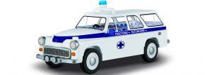 COBI 24549 Warszawa 223 K Krankenwagen | Auto Baukasten kaufen