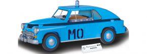COBI 24551 Warszawa M20 Polizei | Auto Baukasten kaufen