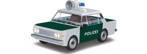 COBI 24558 Wartburg 353 Polizei | Auto Baukasten kaufen