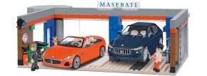 COBI 24568 Maserati Garage | Auto Baukasten kaufen