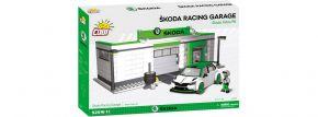 COBI 24580 Racing Garage Skoda Fabia R5 | Auto Baukasten 1:35 kaufen