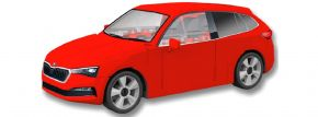 COBI 24582 Skoda Scala 1.0 TSI | rot | Auto Baukasten kaufen