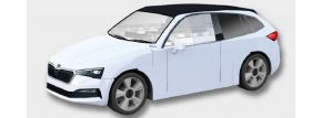 COBI 24583 Skoda Scala 1.0 TSI | weiß | Auto Baukasten kaufen