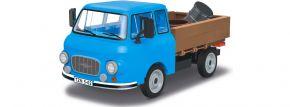 COBI 24593 Barkas B1000 Pritschenwagen | Auto Baukasten kaufen