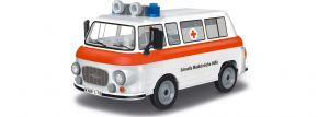 COBI 24595 Barkas B1000 Krankenwagen | Auto Baukasten kaufen