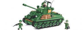 COBI 2533 M4A3 Sherman (Easy-Eight) | Panzer Baukasten kaufen