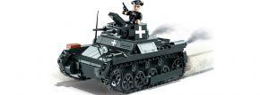 COBI 2534 Sd.Kfz. 101 Pz.Kpfw.I Ausf.A (1939) | Panzer Baukasten kaufen