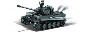 COBI 2538 Pz.Kpfw.VI Ausf. E Tiger | Panzer Baukasten kaufen