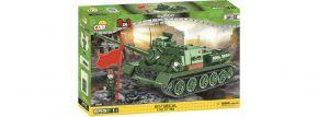 COBI 2541 Russischer SU-100 | Panzer Baukasten kaufen