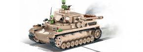 COBI 2546 DAK Pz.Kpfw.IV Ausf.G | Panzer Baukasten kaufen