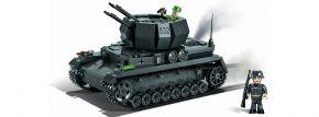 COBI 2548 Flakpanzer IV Wirbelwind | Panzer Baukasten kaufen