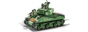 COBI 2550 Sherman M4A3E2 Jumbo | Panzer Baukasten kaufen
