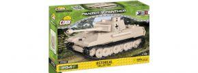 COBI 2704 Pz.Kpfw.V Panther | Panzer Baukasten 1:48 kaufen