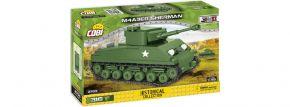 COBI 2705 M4A3E8 Sherman | Panzer Baukasten 1:48 kaufen
