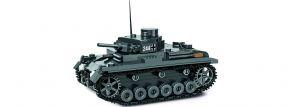 COBI 2707 Pz.Kpfw.III Ausf.E | Panzer Baukasten 1:48 kaufen