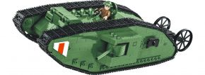 COBI 2972 Mark I (WWI) | Panzer Baukasten kaufen
