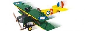 COBI 2977 Avro 540K (RAF No.8 Training Squadron) | Flugzeug Baukasten kaufen