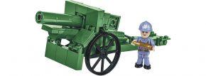 COBI 2981 155mm Feldhaubitze 1917 | Geschütz Baukasten kaufen
