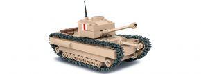 COBI 3064 Churchill I | Word of Tanks | Panzer Baukasten 1:48 kaufen