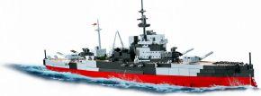COBI 4820 H.M.S. Warspite | Schiff Baukasten 1:300 kaufen