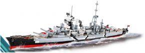 COBI 4823 Schwerer Kreuzer Prinz Eugen | Schiff Baukasten 1:300 kaufen