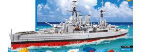 COBI 4830 H.M.S. Hood   2620 Teile   Schiff Baukasten 1:300 kaufen